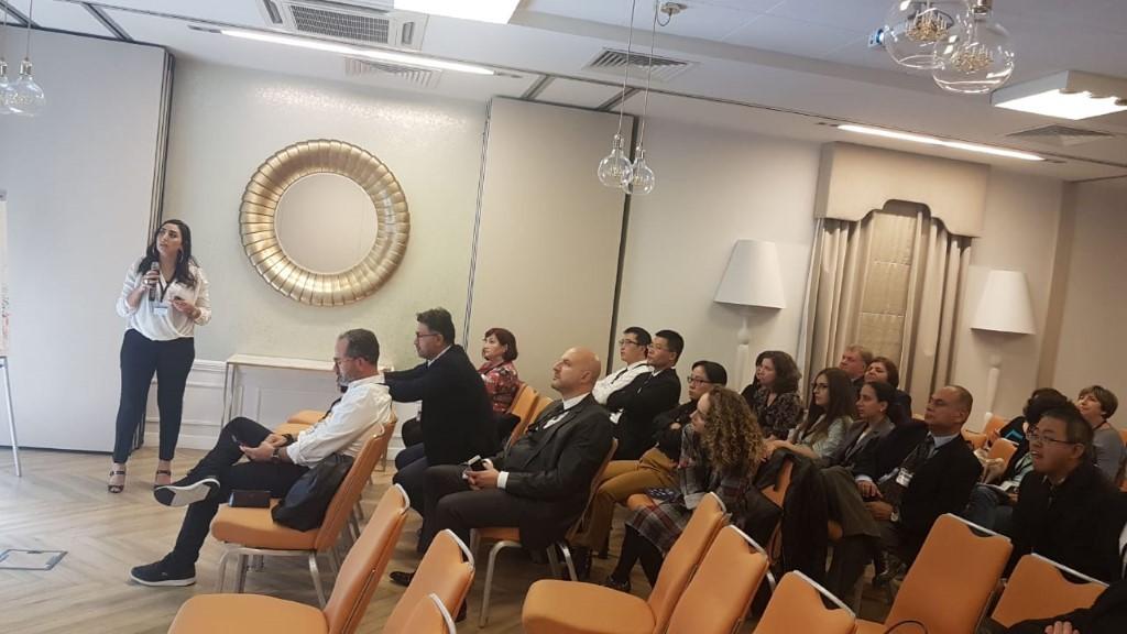 مشاركة الشريك المصري في مؤتمر دولي والإعلان عن مشروع نوليا